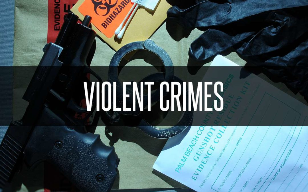 Dallas Violent Crimes Defense Lawyer