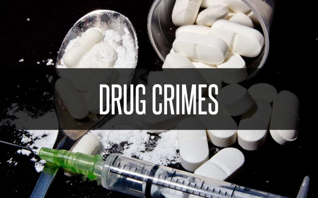 Drug Crime Defense in Dallas, TX